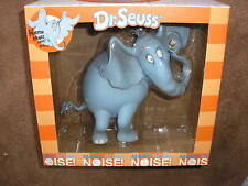 New Never Opened Limited Edition Dr. Seuss Horton Hears A Who Figure Gray Grey