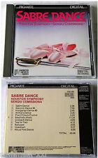 Sergiu Comissiona - Sabre Dance .. 86 Japan USA CD TOP