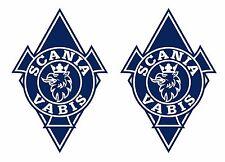 Scania Vabis Decal / sticker