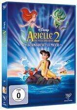 Arielle 2 Die Meerjungfrau Sehnsucht nach dem Meer Disney Dvd!Neu & OVP