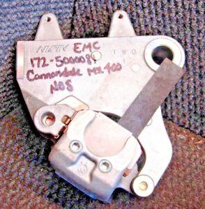 NISSIN CANNONDALE MX 400 2001 REAR BRAKE CALIPER & BRACKET NOS OEM FLAT TRACK