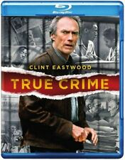 TRUE CRIME (1999) BLU RAY CLINT EASTWOOD REGION FREE NEW & SEALED