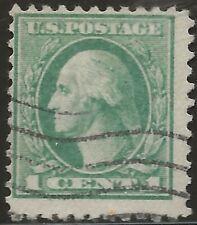 SC 525--1 CENT WASHINGTON/FRANKLIN--66