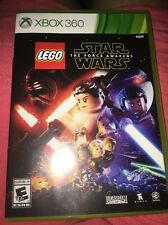 Lego Star Wars: The Force Awakens (Microsoft Xbox 360) - With Collectors Card