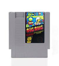 Dig Dug - Nintendo NES Game English