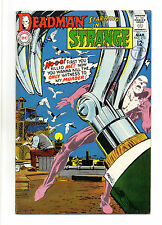 Strange Adventures Vol 1 No 210 Mar 1968 (FN+)DC, Feat: Deadman, Neal Adams Art