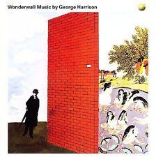 Wonderwall Music by George Harrison (CD, 1992, Apple UK)