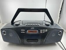 Vintage JVC System Model # RC-EZ32S BoomBox CD, Cassette, AM/FM SERVICED