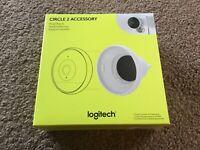 Logitech Circle 2 Steckhalterung, Steckerhalterung, Brandneu Euro Stecker Kamera