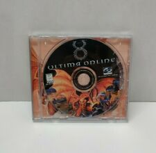 Ultima Online 1997 Pc Game Disc Only
