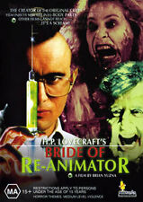 H.P. Lovecraft's BRIDE OF RE-ANIMATOR - COMEDY HORROR DVD