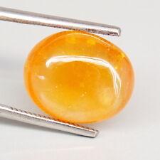 TOP BIG SAPPHIRE : 11,68 Ct Natürlicher Orange Saphir aus Madagaskar