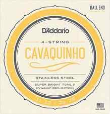 D'Addario EJ93 4 String Cavaquinho Set