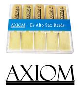 Axiom Alto Sax Reed 1.5 - Box of Ten Quality Saxophone Reeds