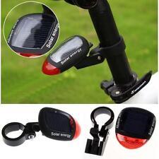 Solar Powered LJа Rear Flashing Tail Light for Bicycle Bike Cycling Lamp Jа