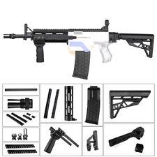 Worker Mod Imitation M4 Kits Dress UP Kit Combo13 Items for Nerf RETALIATOR Toy