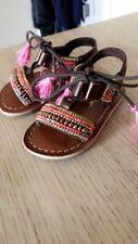 Next Baby Girl Infant Size 3 Sandles Beach Summer