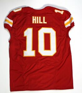 Unsigned Custom Stitched Tyreek Hill Game Day Cut Jersey (2XL)
