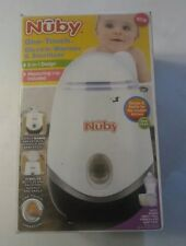 One-Touch 2-in-1 Home & Kitchen Features Electric Baby Bottle Warmer Sterilizer