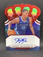 2018 Panini Crown Royale Jaren Jackson Jr /99 Auto Rookie