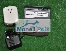 PetSafe In Ground Fence Transmitter RF1010 + LP-4100 Lightning Protector