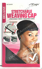 FASCIA regolabile stirabili Tessitura Parrucca / CAP DELUXE NUOVO il miglior ** # 226str NUOVO