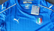 Puma Team Italy Italia Soccer Authentic Jersey Size Medium New With Tags Womens