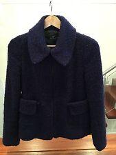 CUE Wool Coat / Jacket Ladies Size 10