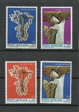 Vatican 1971 Against racial discrimination SEE CONDITION  MNH Vaticano