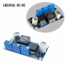 LM2596 Step-Down Adjustable CC/CV Power Supply Module Converter LED Driver HQ