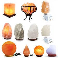 Natural Himalayan Pink Salt Rock Lamps,Night Light,Salt Lamp & usb color changin