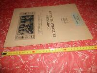 libro : COMPENDIO DI TEORIA MUSICALE LETTERIO CIRIACO II CORSO  -1935