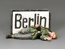 """KING & COUNTRY WH072 WWII """"DEATH IN BERLIN"""" GERMANY NEAR THE END OF WAR...  MIB!"""