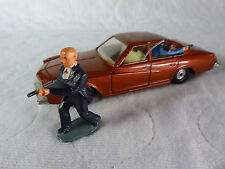 vintage Corgi Toys Kojak Buick Regal TV Car - No Hat Version