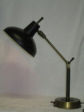 INDUSTRIAL STYLE ELECTRIC DESK TABLE LAMP