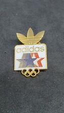 Adidas Olympics Olympic games 1984 Los Angeles Pin Badge
