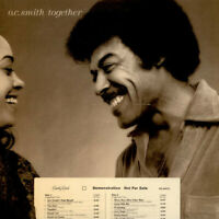 OC Smith - Together (Vinyl LP - 1977 - US - Original)