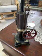 Bing Stationary Steam Engine, Lovely Condition.