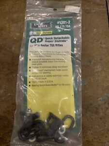Uncle Mikes Quick Detachable Super Swivel for Win 70A Rifle 1381-2