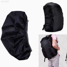 9057 DB0E Waterproof Travel Hiking Backpack Luggage Bag Dust Rain Cover 45L New