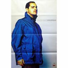 ANTHONY PAPPA RIESENPOSTER GIANT POSTER NUBREED GLOBAL UNDERGROUND ca. 150x100cm