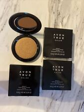 3 Avon True Color Moonlit Highlighting Powder Topaz-New