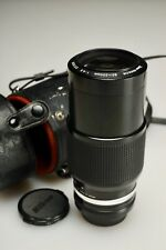 Zoom-Nikkor 80-200mm F/4.5 Non-AI F-Mount F FTN EL Nikkormat - MINT Manual