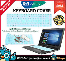 Laptop Keyboard Protector Skin Cover For 15 6 Inch HP Pavilion Notebook Computer