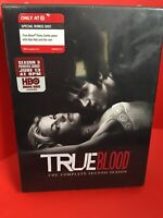 TRUE BLOOD - THE COMPLETE SECOND SEASON DVD BRAND NEW SEALED
