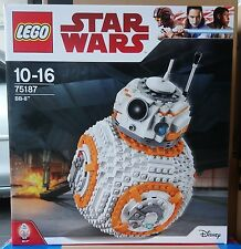 Lego 75187 Star Wars BB-8 New Sealed in stock!