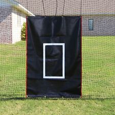 Backstop 4' x 6' Jones-Sports Heavy Duty Vinyl Baseball Softball Batting Cage