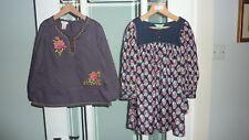 Monsoon Dress & Top Edad 5 - 6 años-Buen Estado