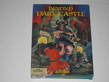 Beyond Dark Castle (Amiga, 1989) Rare Game