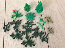 ☀️LEGO LOT OF 30Pcs NEW GREEN PRICKLY BUSH PLANTS TREE GARDEN TOWN CITY PIEC